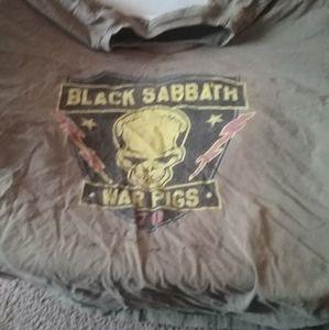 Black Sabbath concert t shirt👕